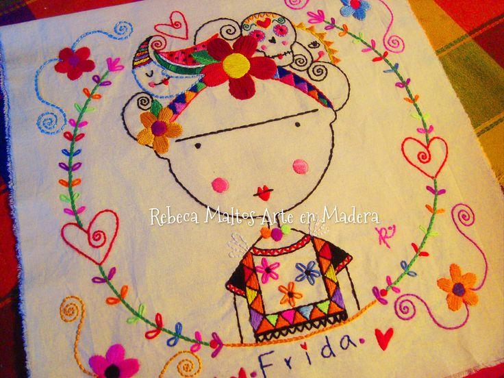 Frida Kahlo | por rebeca maltos