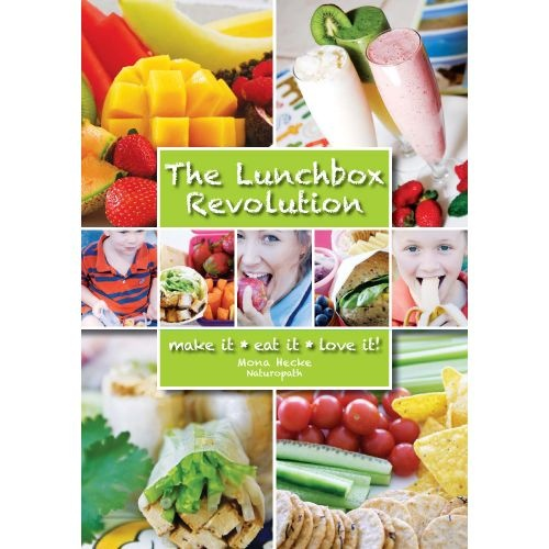 The Lunchbox Revolution - great book by an Australian Naturopath