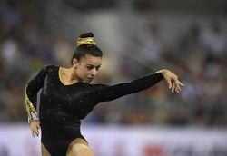 Claudia Fragapane - amazing gymnast
