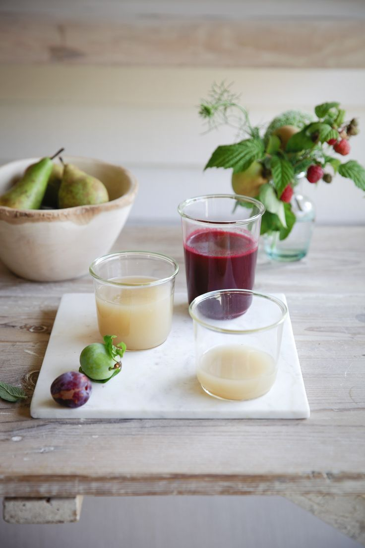 Autumn juices - find the recipes in our free recipe eBook for autumn.