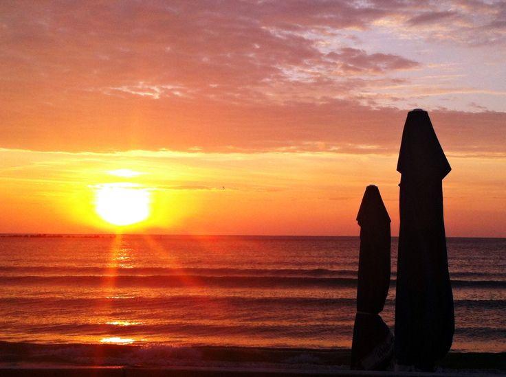 Beautifull sunrise <3 #BlackSea #sun #sea #sand