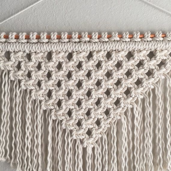 17 best ideas about macrame wall hanging patterns on pinterest ...