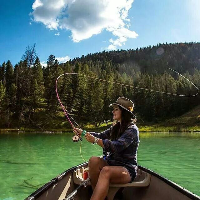 The Ranch at Rock Creek - XO Private  Girls Fly Fishing