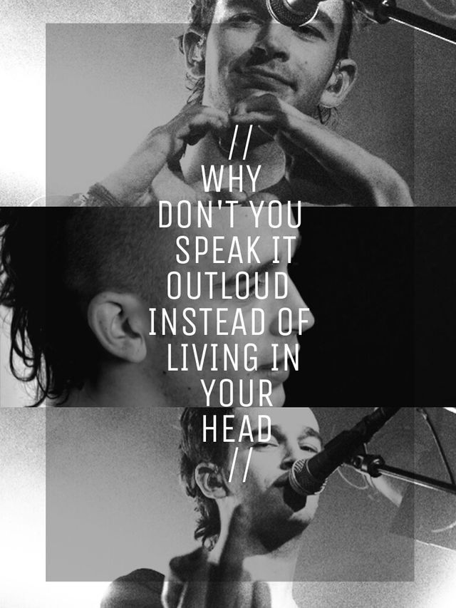 heart out // the 1975