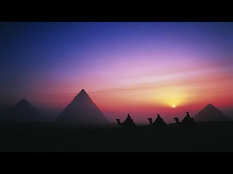 Pyramid Power Plant Theory: The Ark of the Covnenant & Nikola Tesla Wire...