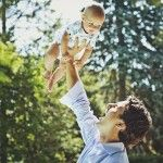 Justin Trudeau & son.  Exclusive photos of the Trudeaus at home - Chatelaine