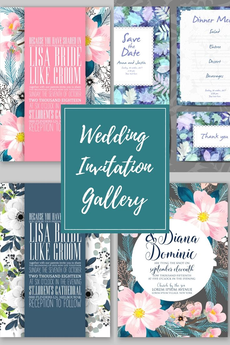 Recommended Wedding Invitation Options Navigate Our Wedding