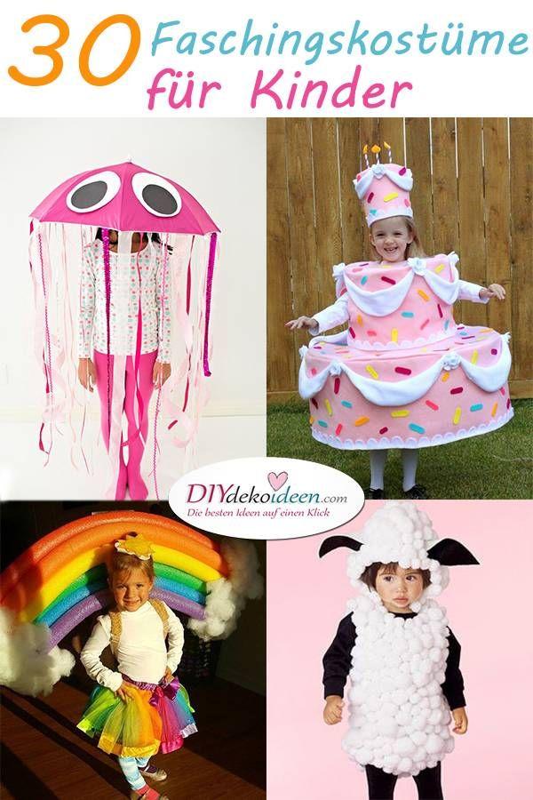 30 lustige Faschingskostüme für Kinder Selber Machen Ideen, die euch umhauen werden – Annie W.