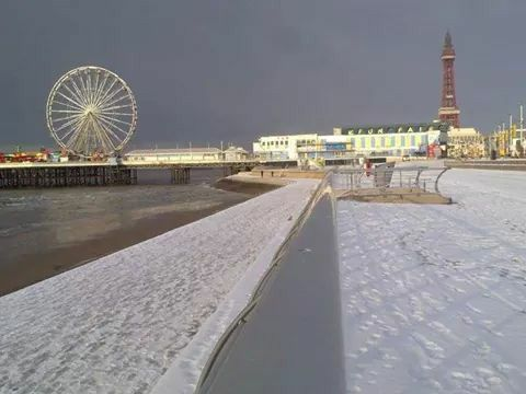 17 Best Images About Blackpool On Pinterest Beaches