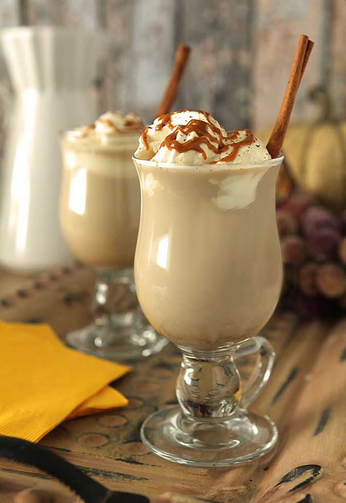 Dessert Coffee with Bailey's Pumpkin Spice Liqueur is a perfect treat for fall and through the holidays. Warm with cinnamon and nutmeg it is just delicious!