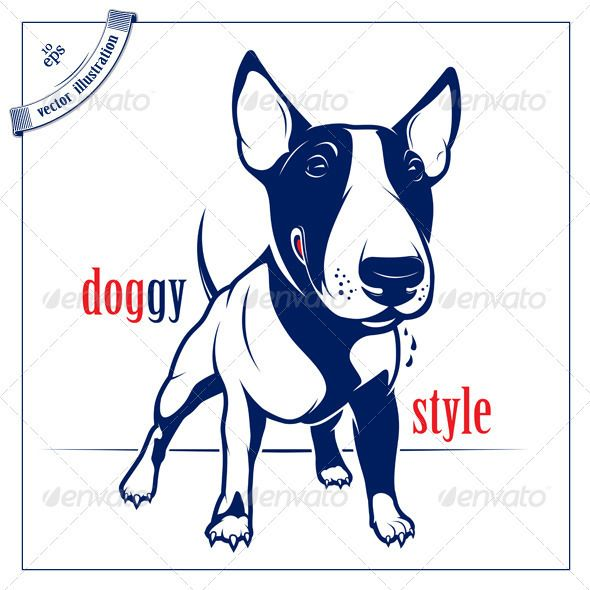 Realistic Graphic DOWNLOAD (.ai, .psd) :: http://vector-graphic.de/pinterest-itmid-1002585268i.html ... Bull Terrier Dog ...  Bull Terrier, angry, animal, art, artwork, big, british, bull, bulldog, cartoon, cute, dog, domestic, english, face, funny, mascot, muscular, pet, portrait, puppy, sport, standing, strong, ugly, young  ... Realistic Photo Graphic Print Obejct Business Web Elements Illustration Design Templates ... DOWNLOAD :: http://vector-graphic.de/pinterest-itmid-1002585268i.html