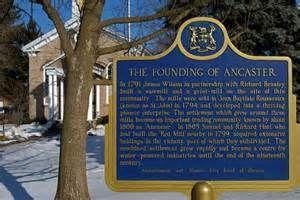 Ancaster, Ontario in Ontario