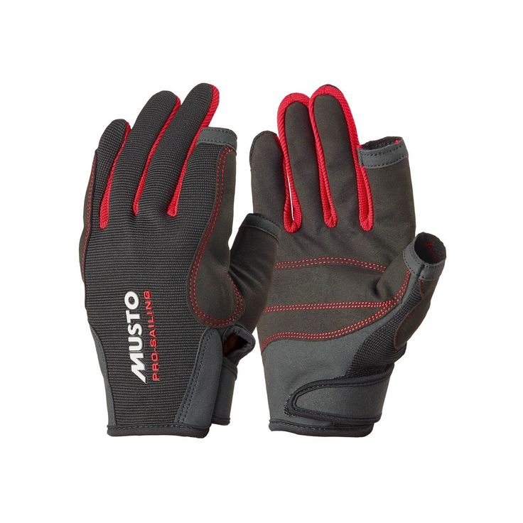 Musto Essential Sailing Gloves - Black XS. Musto Essential Sailing Gloves - Black XS. X-Small.