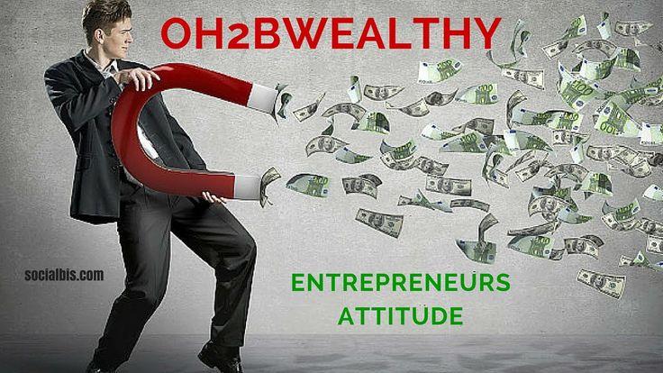 Peter Wheaton..Entrepreneur Attitude..Oh2bwealthy.. Day (18)