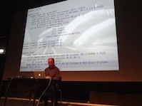 Andrew R. Brown @ Live.Code.Festival