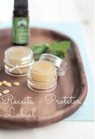 Receita de Protetor Labial | sabaoeglicerina.com.br