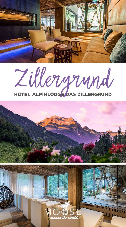 Traumhotel in Tirol: Hotel Alpinlodge das Zillergrund in Mayrhofen!   #Zillergrund #Mayrhofen #Alpinlodge #Tirol #Traumhotel #Traumurlaub