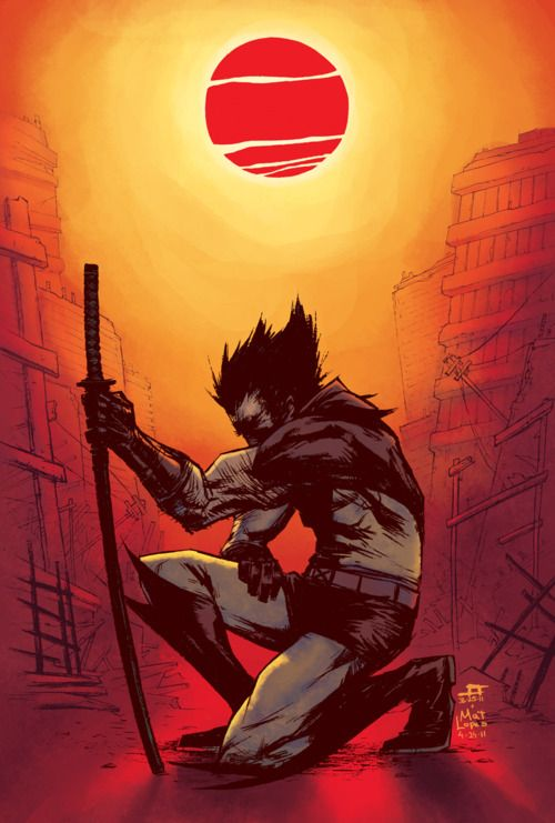 Sunrise Wolverine