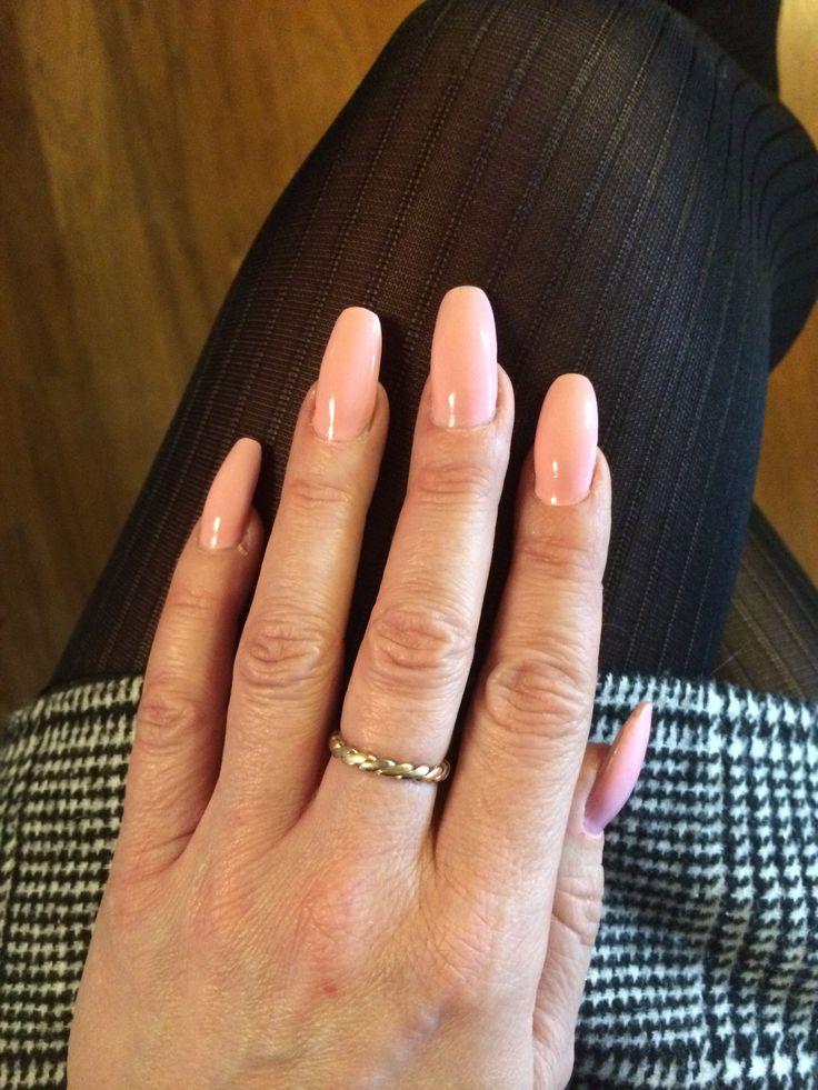Mina egna naturligt långa naglar:)