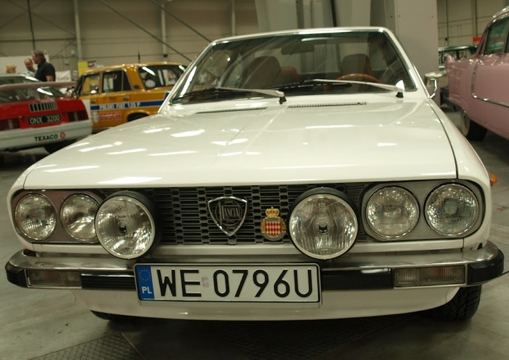 Lancia Beta Coupe,  1974, series I, DOHC 1,6l. 108KM