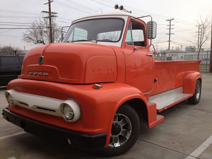 1954 Ford COE  SealingsandExpungements.com 888-9-EXPUNGE Free Evaluations--Easy Payments