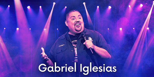 "Cueto ""Entertainment"": Gabriel Iglesias Tickets"