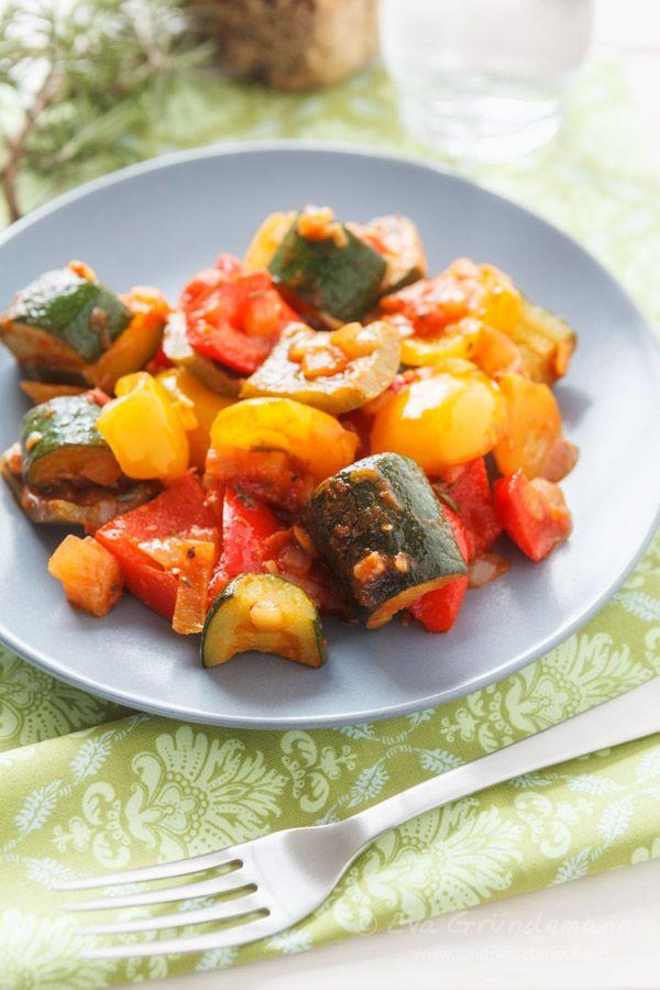 Ratatouille sin Aubergine in Jar   food-vegetarisch.de