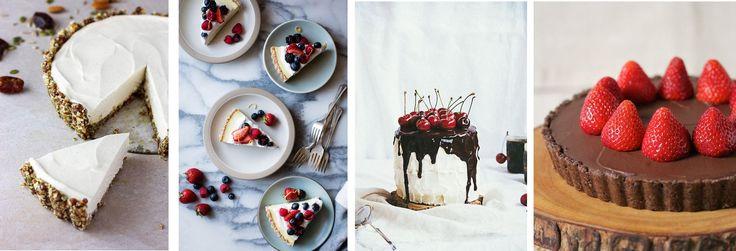 Yum: 7 x zoete taarten waarvan je niet zou verwachten dat ze suikervrij zijn!