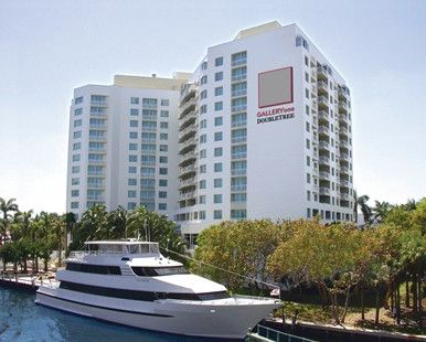 Gallery ONE - A DoubleTree Suites by Hilton Hotel, FL - Exterior