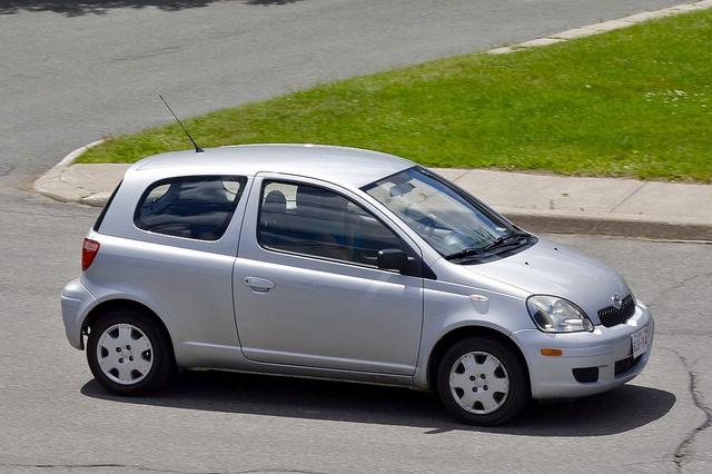 Toyota Echo, my car.....