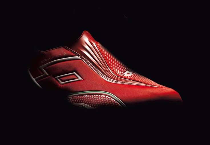 Lotto Sport Italia presents Lotto Zhero Gravity #soccer shoes for the fall winter 2012/2013 season