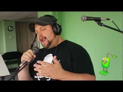 Behind The Scenes of My Singing Monsters (Smart Phone Game App) - YouTube