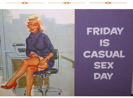 Casual sex day