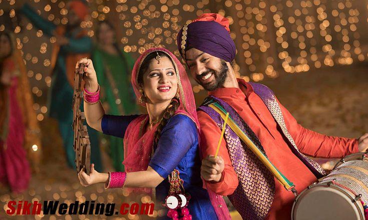 Sikh Wedding Dress Good Food Dance