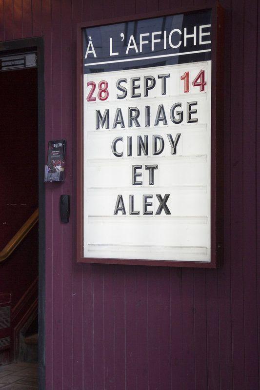 Mariage Cindy et Alex Photo By Stef & Stef Photographie