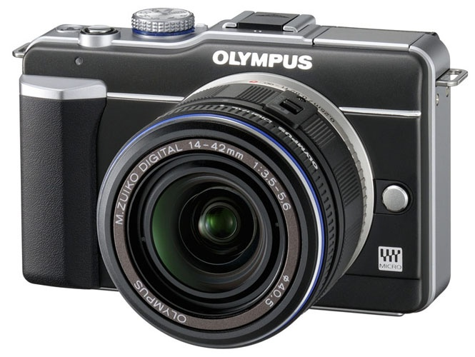My Olympus Pen--a really good mid-sized DSLR