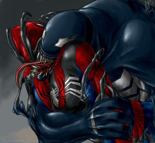 Venom Und Spiderman