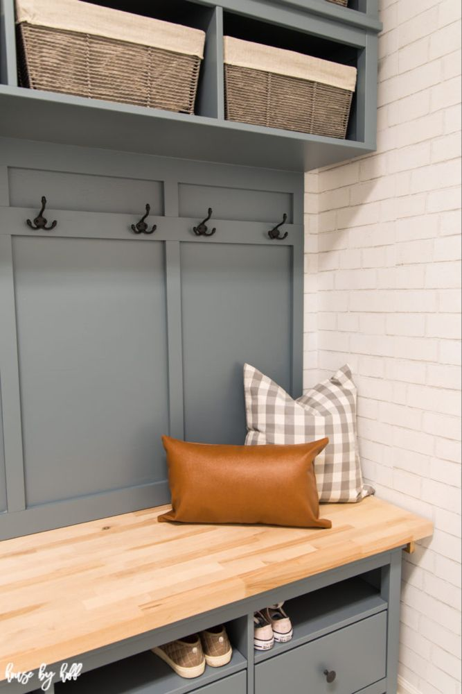 Gorgeous Mudroom Hack Using Ikea Hemnes Mud Room Storage Ikea Hemnes Tv Stand Home