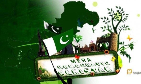 Pakistani Democracy پاکستانی جمهوریت