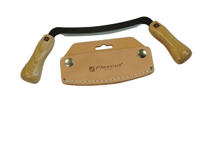 "Flexcut 5"" trekmes gebogen"