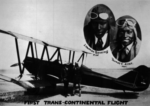 James Banning was the first African-American male aviator to receive a pilot's license. Banning was born in 1899. As a young adult, his family moved to Ames, Oklahoma. He enrolled at Iowa State and majored in electrical engineering. He tried to enroll in flight schools and was often denied due to the fact that he …