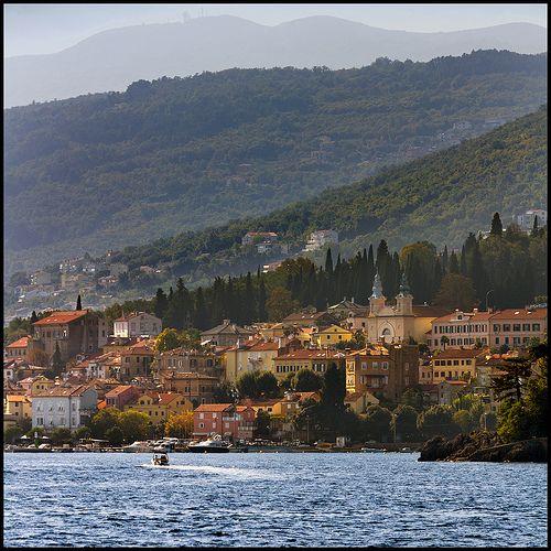 Opatija, Croatia!  www.casademar.com