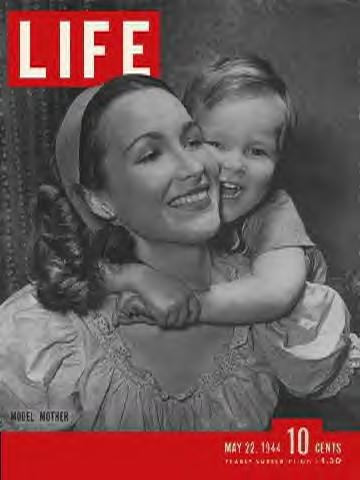 Life Magazine featured The Hatfields and The McCoys May 22, 1944.