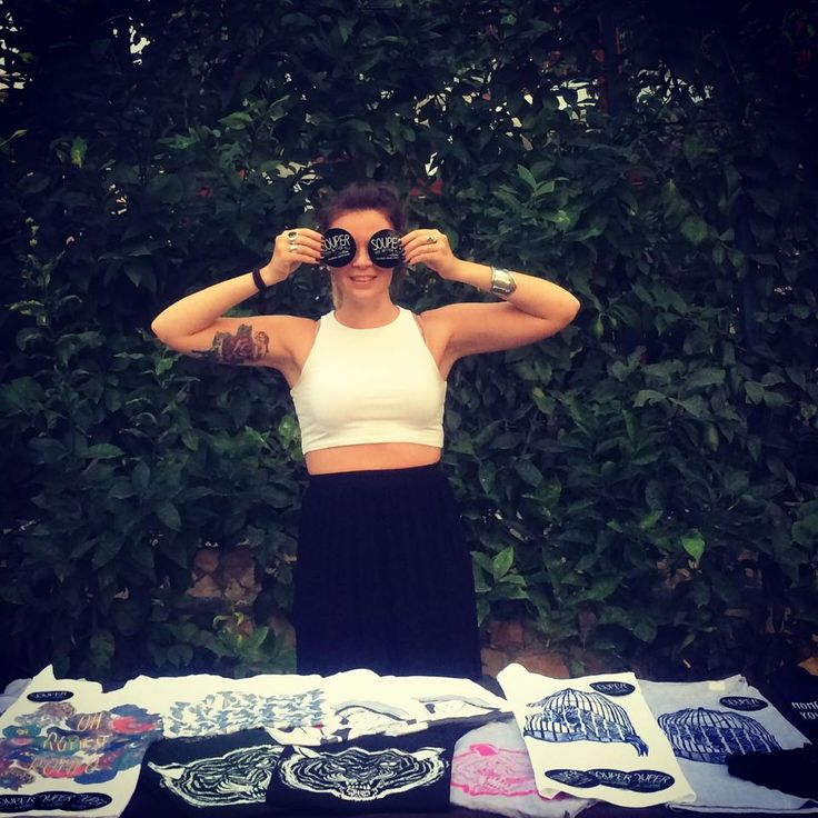 Vicky and her Souper eyes @ Parco Massimi, Rome (20\09\2014) #besouper
