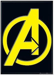 The Avengers Logo Magnet