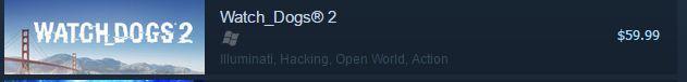 Anyone else know Steam had an Illuminati tag?