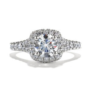 Hearts On Fire Diamond Rings Hearts On Fire: Acclaim Diamond Engagement Ring – The Knot