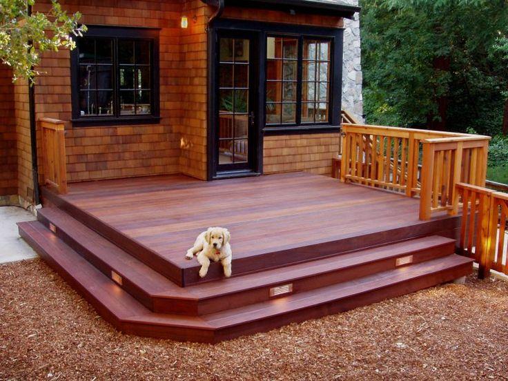 Redwood decks decks ideas houses ideas craftsman style decks patio