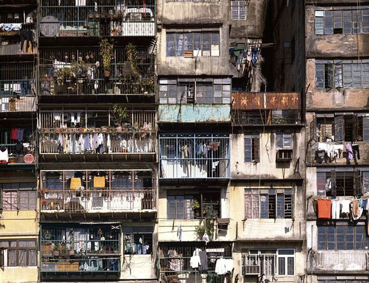 The Most Densely Populated Place On Earth – Kowloon Walled City