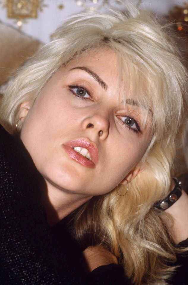 Debbie Harry #Blondie #music